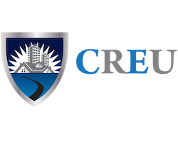 Commercial Real Estate University Logo Home
