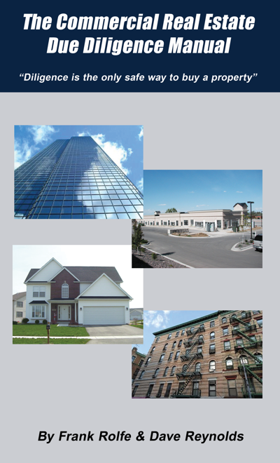 Commercial Real Estate Due Diligence Manual Photo